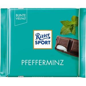 Ritter SPORT PFEFFERMINZ Schokolade 100,0 g