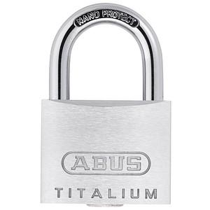 Vorhängeschloss Triples 64TI/40 von ABUS