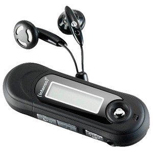 MP3-Player Music Walker von Intenso