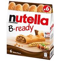 6 nutella B-ready