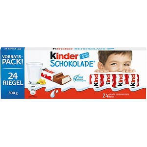 kinder Schokolade Schokoriegel 24 Riegel