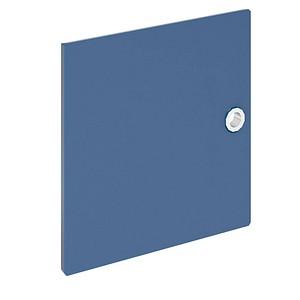 viasit System4 Tür blau