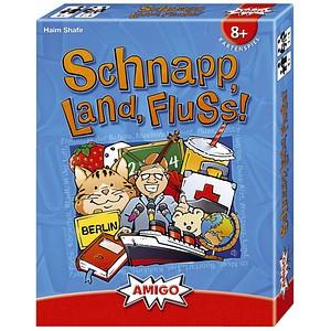 AMIGO Schnapp, Land, Fluss ! Kartenspiel