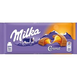 Milka Caramel Schokolade 100,0 g
