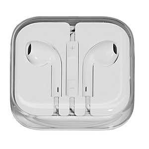 Apple EarPods In-Ear-Kopfhörer weiß MD827ZM/B