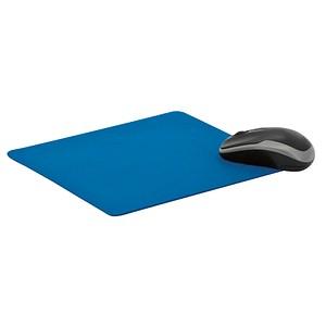 ednet Mousepad blau 64221