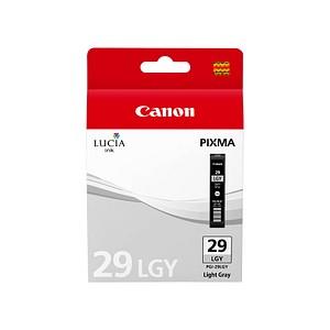 Canon PGI-29 LGY light grau Tintenpatrone
