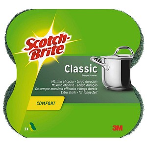 2 Scotch-Brite Topfreiniger Classic Comfort