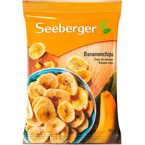 SEEBERGER Bananenchips Trockenfrüchte 150,0 g
