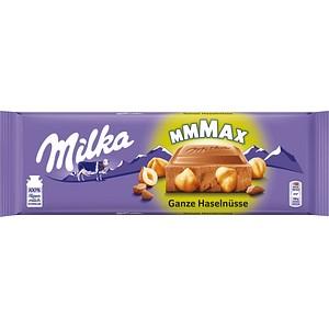 Milka GANZE HASELNÜSSE Schokolade 270,0 g