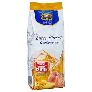KRÜGER Eistee Pfirsich Getränkepulver 1,0 kg