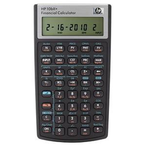 HP 10bII+ Wissenschaftlicher Taschenrechner
