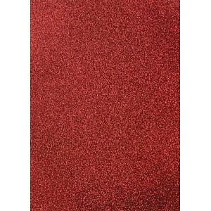 artoz Glanzpapier selbstklebend rot DIN A4 230,0 g/qm 1350414-15