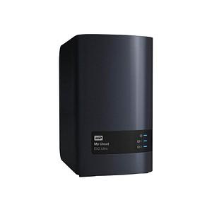 Western Digital My Cloud EX2 Ultra 16 (2x8) TB Netzwerkfestplatte WDBVBZ0160JCH-EESN