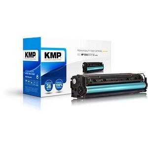 KMP H-T172 cyan Toner ersetzt HP 131A; Canon  731C(CF211A;  6271B002)