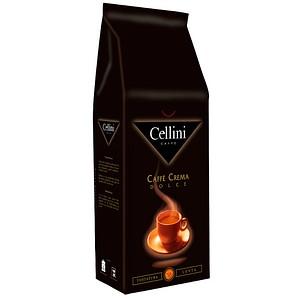 Cellini CAFFÈ CREMA DOLCE Kaffeebohnen 1,0 kg