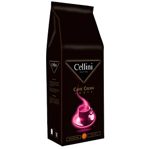 Cellini CAFFÈ CREMA FORTE Kaffeebohnen 1,0 kg