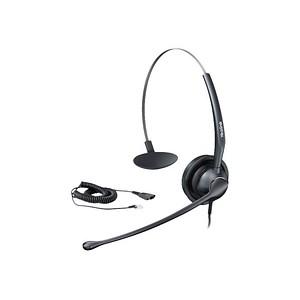 Yealink YHS33 Headset schwarz