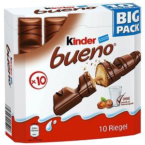 kinder Bueno Schokoriegel 10 St.