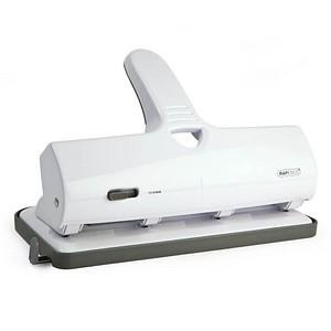 RAPESCO® Doppellocher ALU 40 weiß