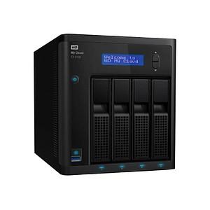 Western Digital My Cloud EX4100 32 TB Netzwerkfestplatte WDBWZE0320KBK-EESN
