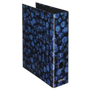 herlitz maX.file Fruits Motivordner Blaubeere 8,0 cm DIN A4