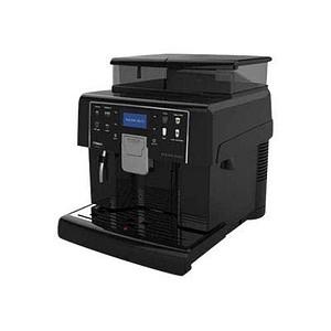 Saeco Kaffeevollautomat Aulika EVO Focus schwarz