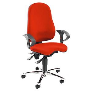 Topstar Sitness® 10 Bürostuhl rot