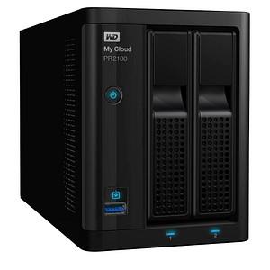 Netzwerkfestplatte My Cloud Pro PR2100 von Western Digital