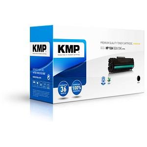 KMP H-T14 schwarz Toner ersetzt HP 12A; Canon  703(Q2612A;  7616A005)