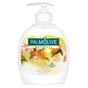 Palmolive Cremeseife NATURALS ZARTE PFLEGE Flüssigseife 0,3 l