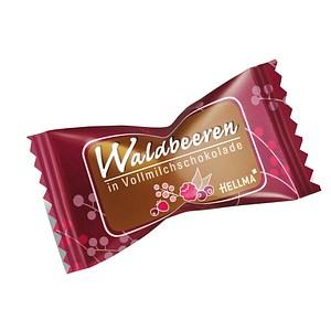 HELLMA Waldbeere in Vollmilchschokolade Schokofrüchte 380 St.