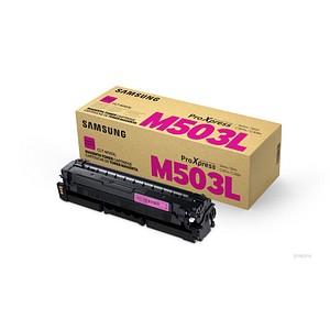 SAMSUNG CLT-M503L SU281A magenta Toner