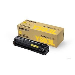 SAMSUNG CLT-Y503L SU491A gelb Toner