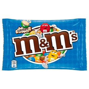 m&m's CRISPY Schokobonbons 24x 36,0 g