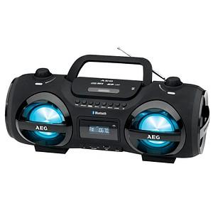 AEG SR 4359 BT Tragbarer CD-Player