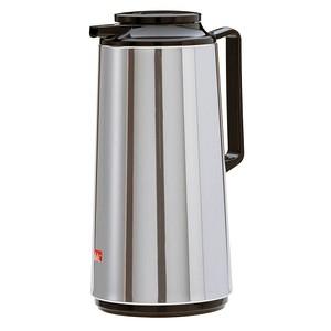 Melitta Kaffeemaschinen-Kanne silber 1,8 l