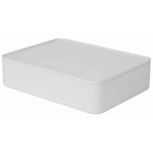 HAN Smart Organizer ALLISON Aufbewahrungsbox weiß 26,0 x 19,5 x 6,8 cm