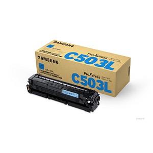 SAMSUNG CLT-C503L SU014A cyan Toner