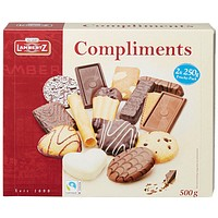 LAMBERTZ Compliments Gebäck 500 g
