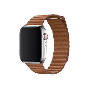 Apple Leather Loop Smartwatch-Armband