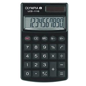 OLYMPIA LCD-1110 Taschenrechner
