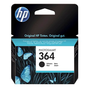 HP 364 (CB316EE) schwarz Tintenpatrone