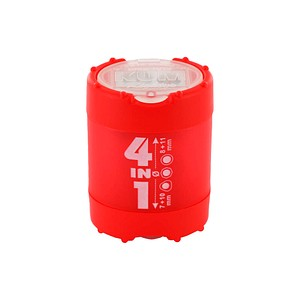 KUM Spitzer 4in1 K4 rot AZ102.83.19-R
