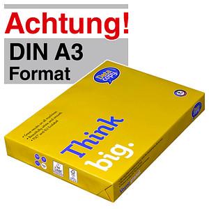 Data copy Kopierpapier Everyday Printing DIN A3 80 g/qm 500 Blatt
