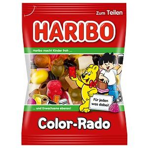 Fruchtgummis Color-Rado von HARIBO
