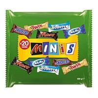 Mars Mixed Minis Schokoriegel 400 g