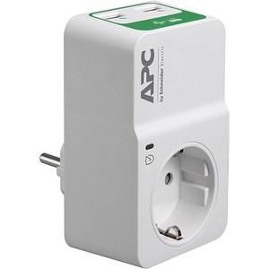 APC PM1WU2-GR Überspannungsschutzadapter