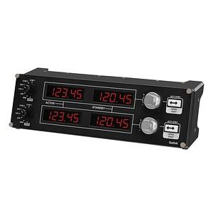 Logitech Flight Radio Panel Instrumentenbrett für PC 945-000011