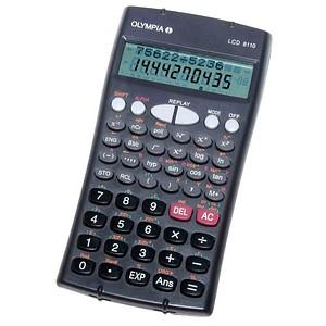 OLYMPIA LCD-8110 Wissenschaftlicher Taschenrechner